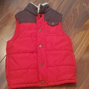 *Boys Size 6 Carter's puffy vest